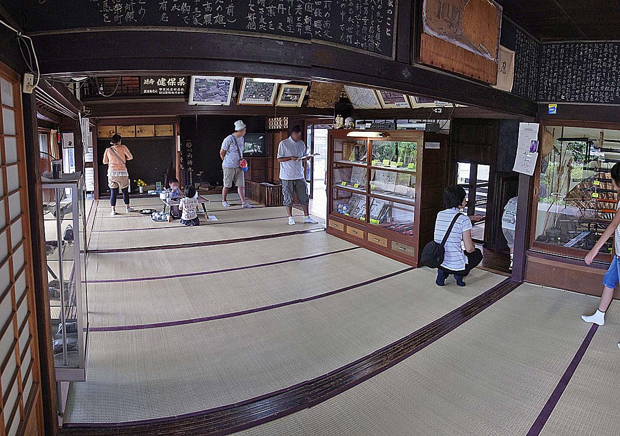 Koga-ryu_Ninjya_House_,_甲賀流忍術屋敷_-_panoramio