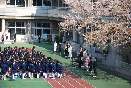 โรงเรียนมัธยมที่ญี่ปุ่น