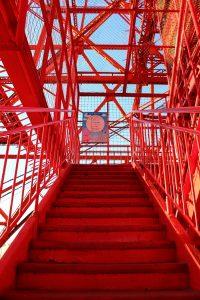 昇り階段(人なし) - コピー