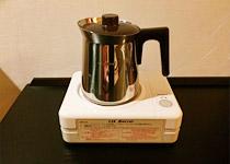 電気湯沸しポット