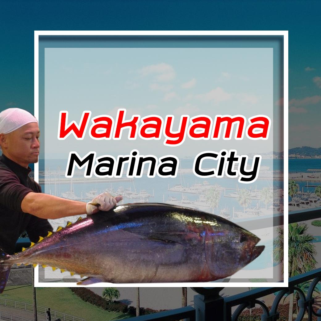 Wakayama Marina City