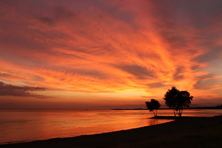 biwako-sunset-1