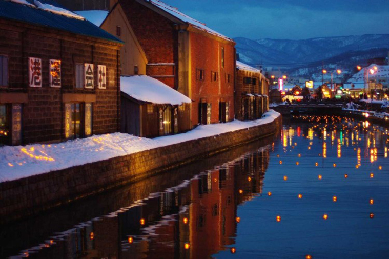 Otaru Light Path 02-1