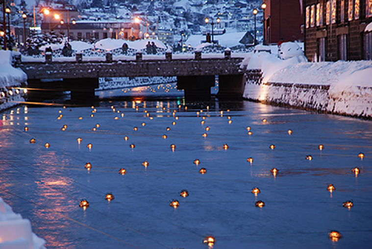 Otaru Light Path 03-1