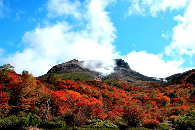 Nasu Highland (around Mt. Nasu-dake)-1