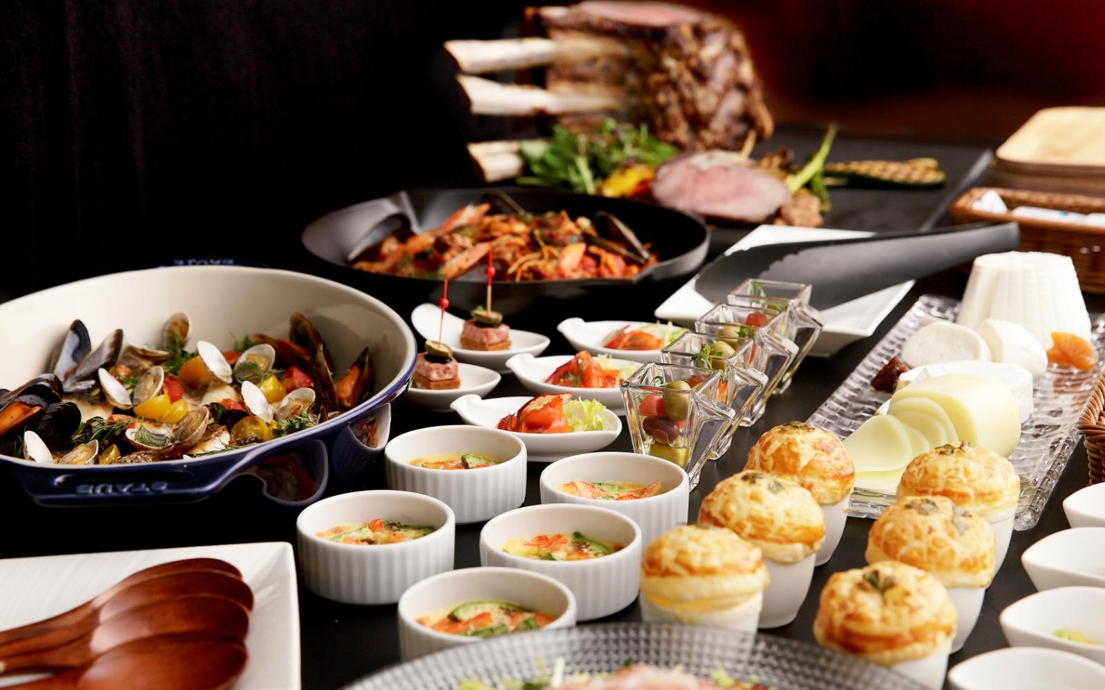 SLOPE-SIDE-DINER-ZAKURO-buffet-restaurant-top-grand-prince-hotel-new-takanawa