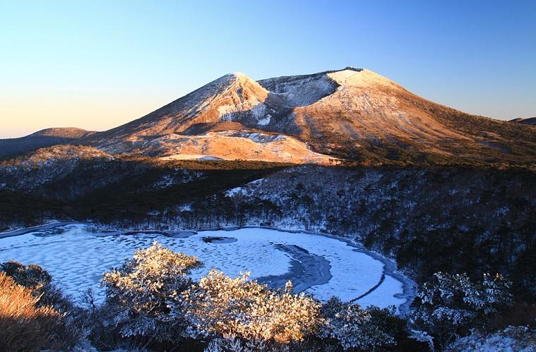 kirishima geopark