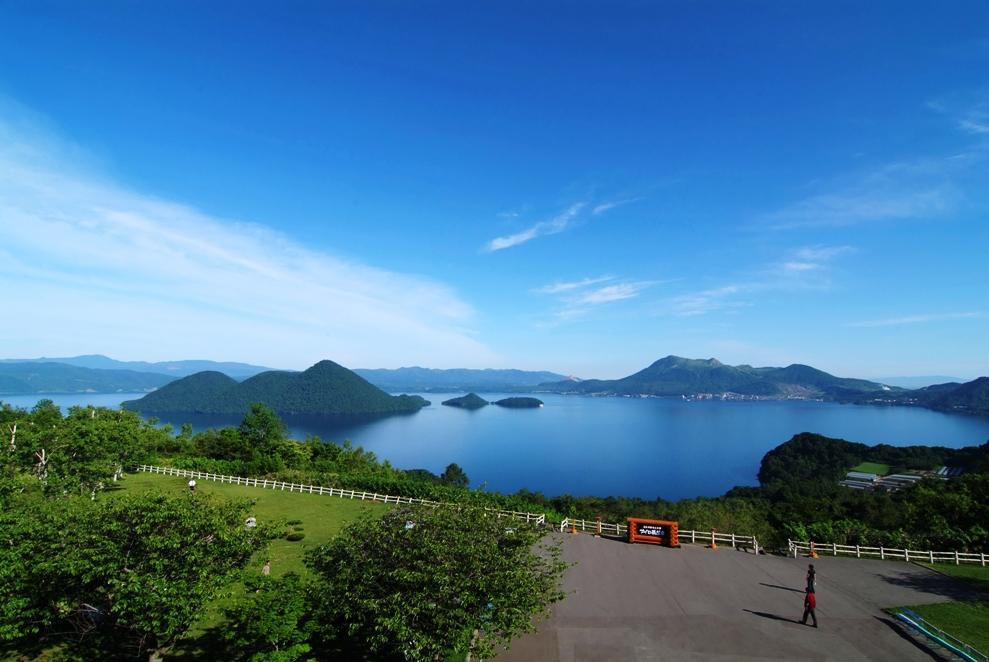Image result for ทะเลสาบโทยะ