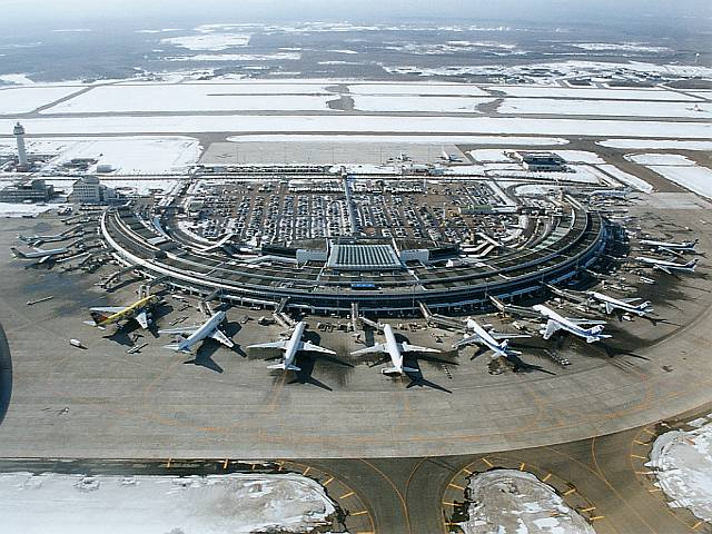 New_Chitose_Airport_Terminal