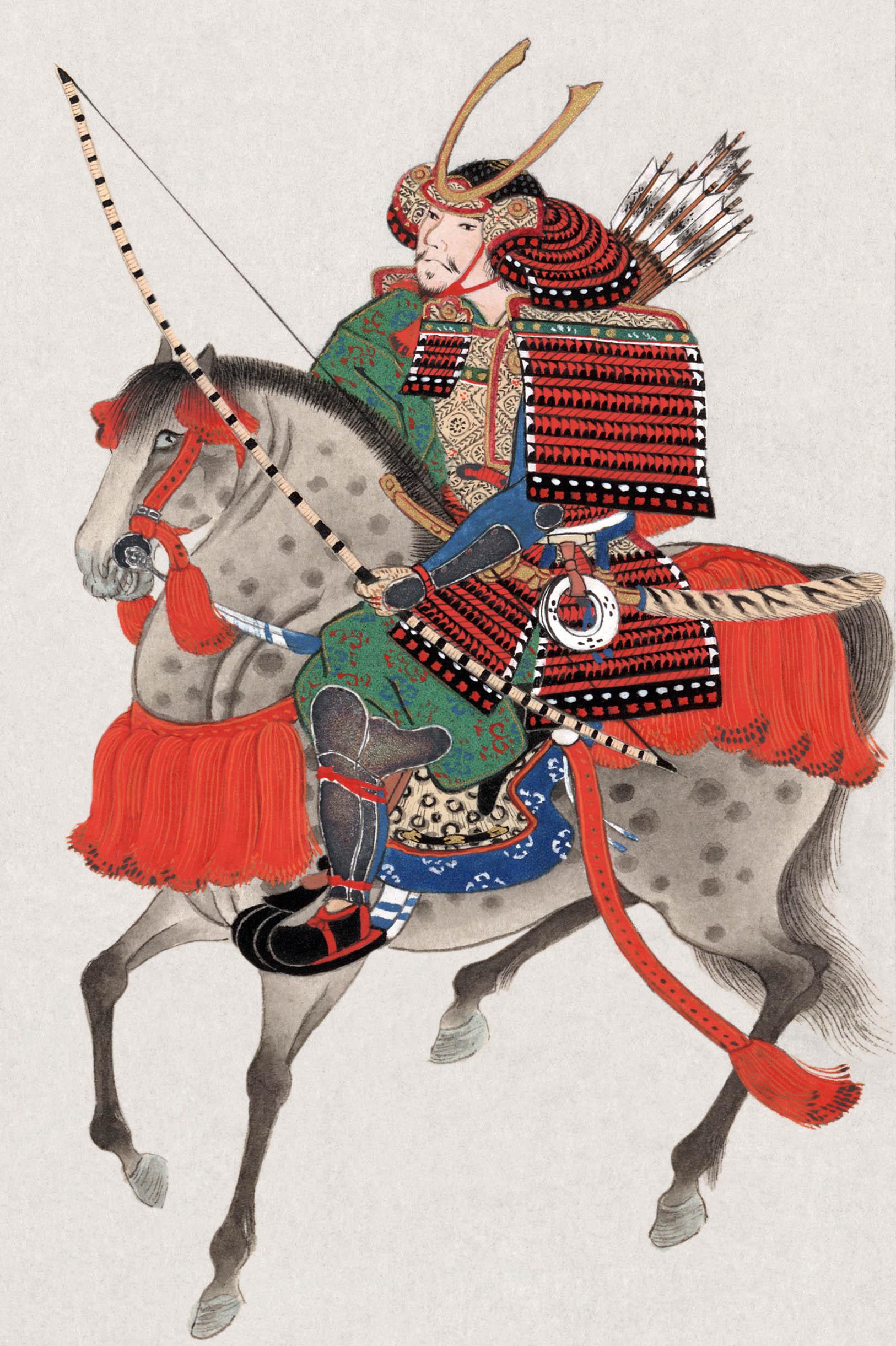 ซามูไร ( Samurai 侍 )