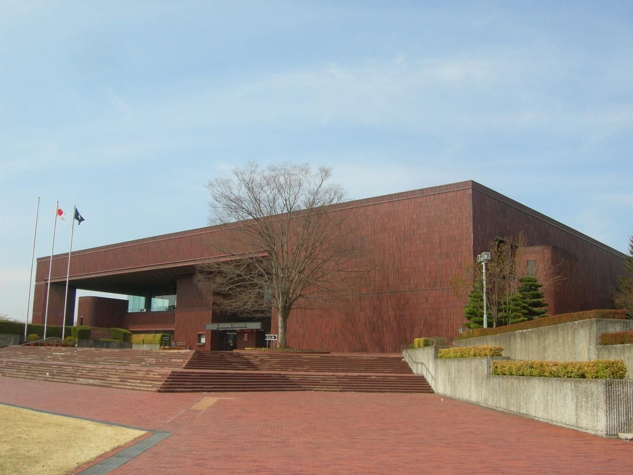Iwate-pref-museum
