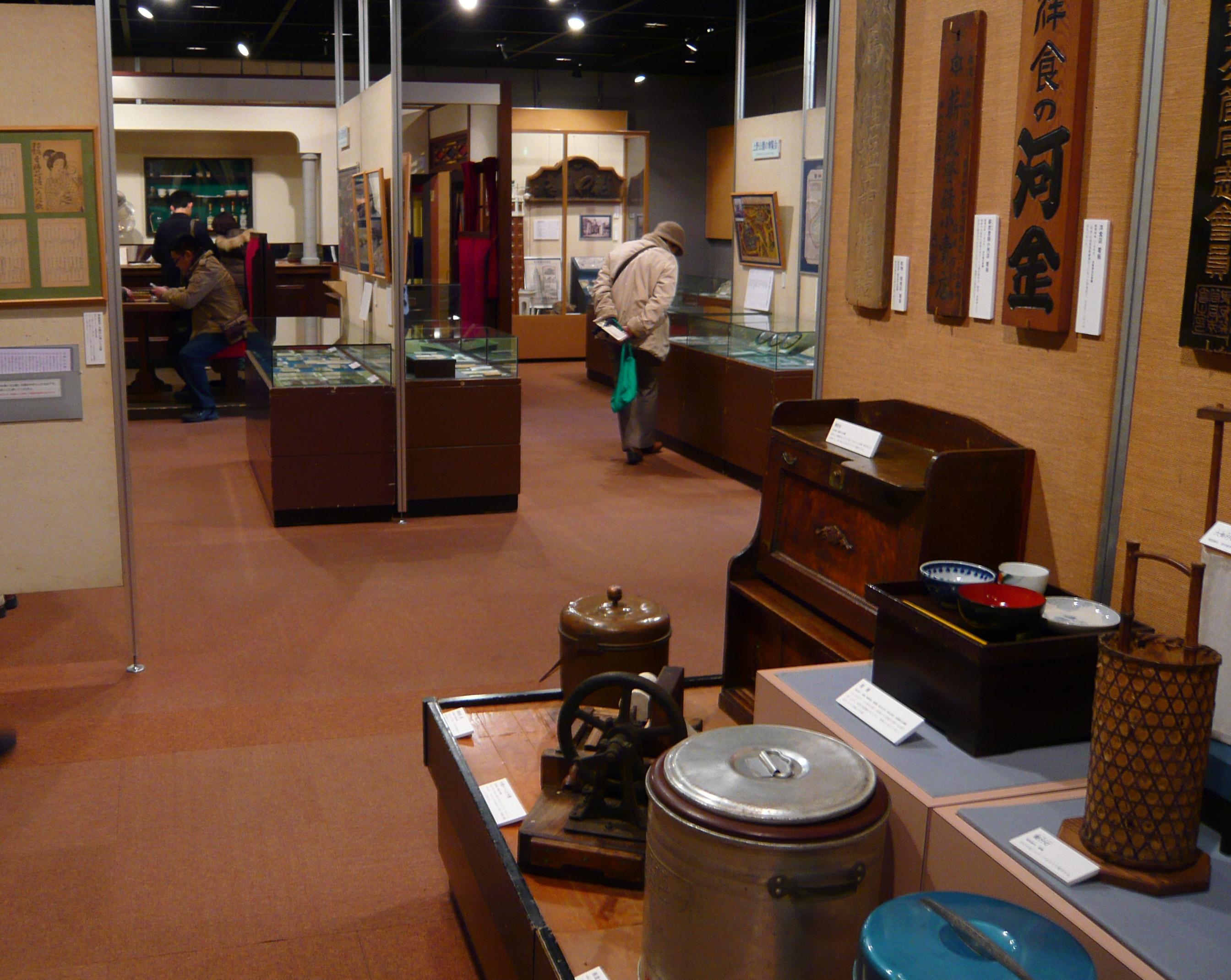 Shitamachi_museum-second_floor