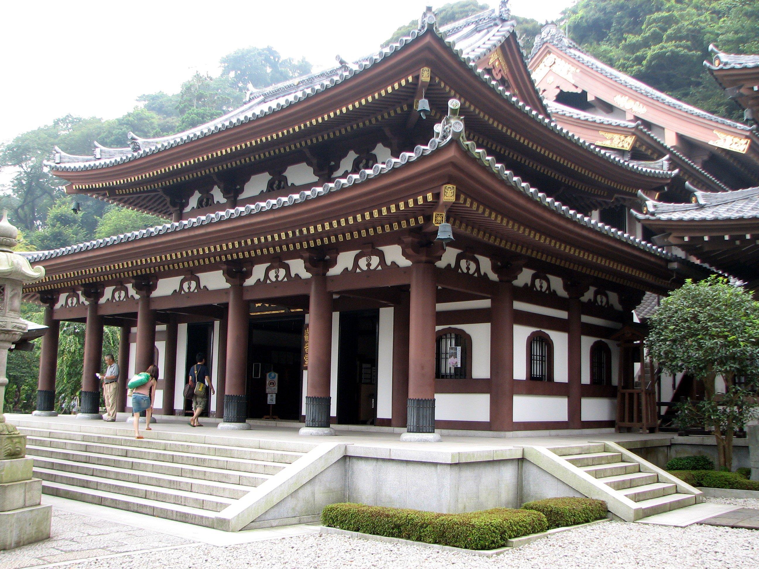 Kamakura_Hasedera_Building