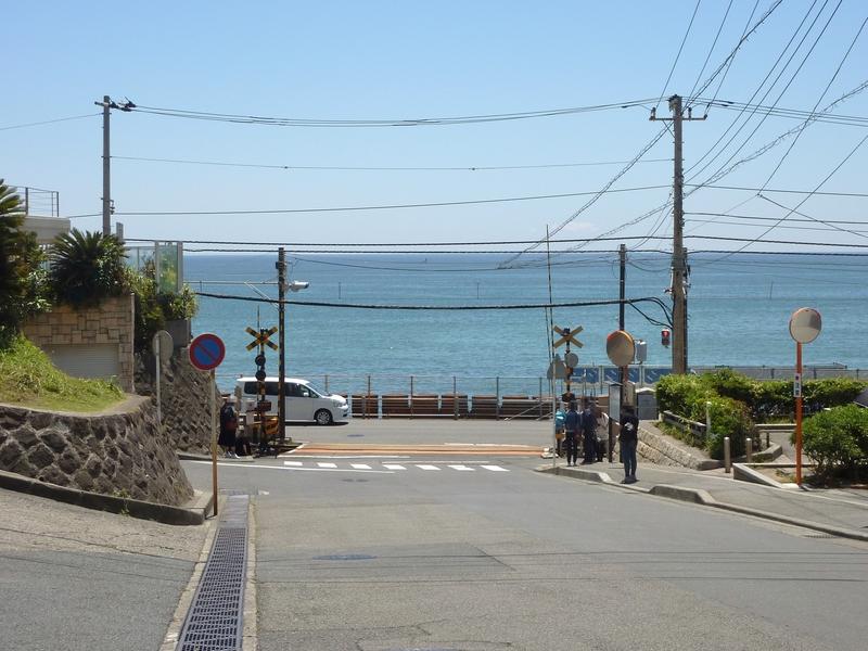 Kamakura_koukou_mae_Fumikiri