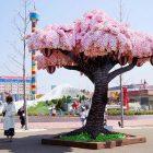 レゴ桜の木