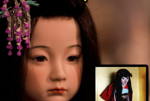 ตุ๊กตาผีสิง